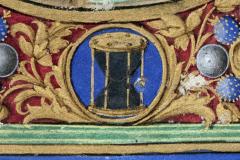 SANDGLASS – Cod. Lat. 417 (National Széchényi Library)